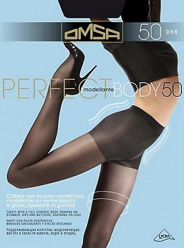 Поддерживающие колготки Omsa Perfect Body 50