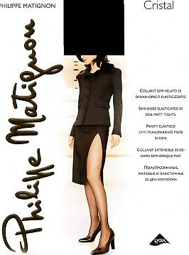 Колготки женские Philippe Matignon Cristal 30