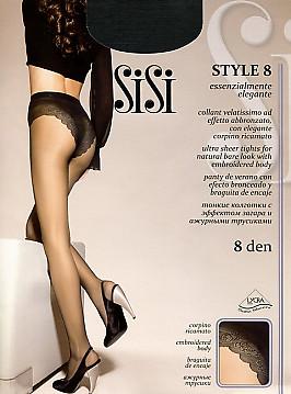 Тонкие колготки SiSi Style 8