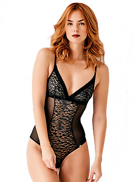 Pretty Polly Graphic Mesh PAWQ3