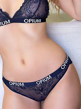 Трусики-слип Opium T-100