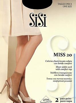 Носки женские SiSi Miss 20 Calzino