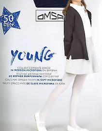 Детские колготки Omsa Young 50