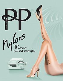 Pretty Polly Nylons Backseam AKQ4