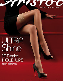 Aristoc Ultra Shine 10 Den Hold Ups AKW9