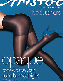 Aristoc Bodytoners 60 Den Tum, Bum And Tights AQE4