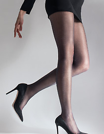 Aristoc Soft Semi Sheer Lurex Tights AWE6