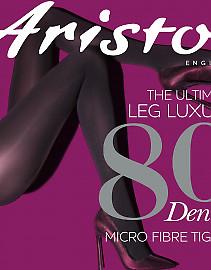 Aristoc 80 Den Microfiber Opaque ASL1