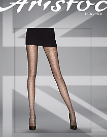 Aristoc Marl Pelerine Tights Atj3