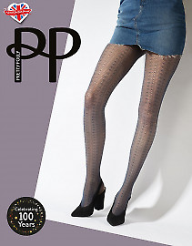 Pretty Polly Delicate Pattern Tights AWB6