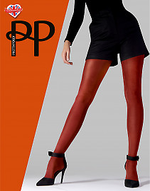 Pretty Polly Satin Opaque Tights AWU5