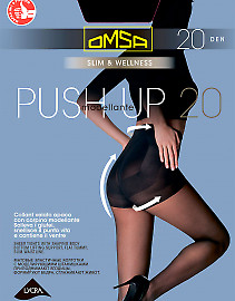 Omsa Push Up 20