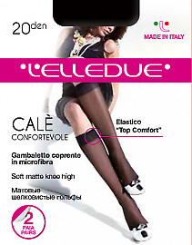 L`Elledue Cale 20 Gambaletto 2 Paia