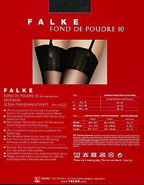 Роскошные чулки под пояс Falke Fond De Poudre 10 Stocking