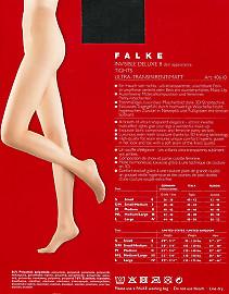 Ультратонкие летние колготки Falke Invisible Deluxe 8