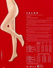 Falke Matt Deluxe 20