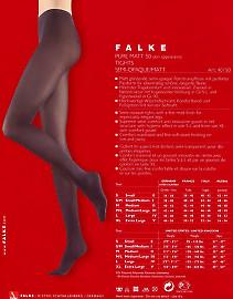 Falke Pure Matt 50