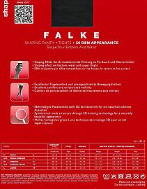 Плотные корректирующие колготки Falke (Фальке) Shaping Panty 50