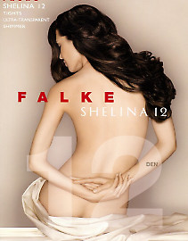 Ультра тонкие колготки Falke Shelina 12
