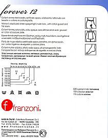 Franzoni Forever 12