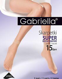 Gabriella Skarpetki Super 15