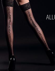 Фантазийные чулки Giulia Allure 20 02