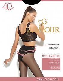Колготки корректирующие Glamour Thin Body 40