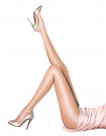 Колготки с блеском Pretty Polly Nylons Gloss AF83