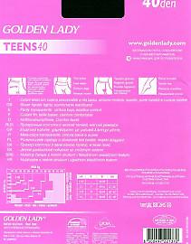 Golden Lady Teens 40