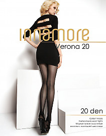 Колготки со швом Innamore Verona