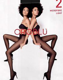 Oroblu Twins Microfibre Light