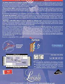 Levante Matisse Airskin 250