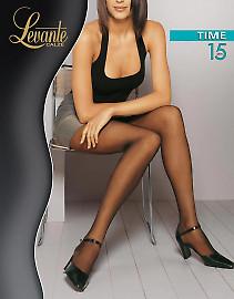 Тонкие колготки Levante Time 15