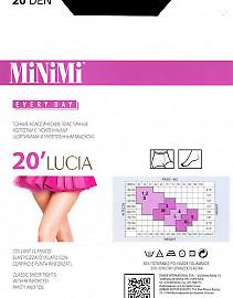 Тонкие эластичные колготки Minimi Lucia 20