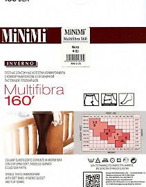 Колготки из микрофибры Minimi Multifibra 160