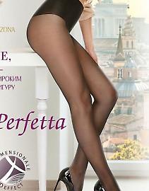 Колготки с широким утягивающим поясом MiNiMi Vita Perfetta 40