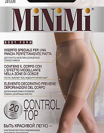 Колготки MiNiMi Control Top 20