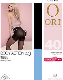 Корректирующие колготки Ori Body Action 40