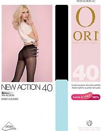 Колготки с корректирующим эффектом Ori New Action 40