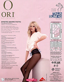Утягивающие колготки Ori Talia Slim 40