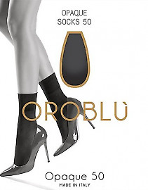 Oroblu Demi Bas Opaque 50