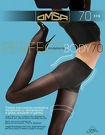 Корректирующие колготки Omsa Perfect Body 70
