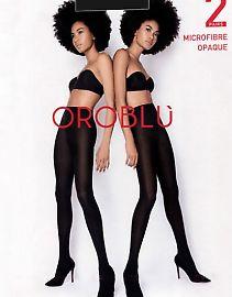 Oroblu Twins Microfibre Opaque