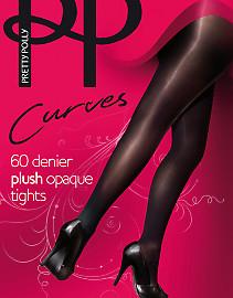 Pretty Polly Curves Plush Opaque