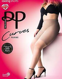 Шортики Pretty Polly Curves 15 den Cooling Short AVY6