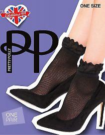 Носки Pretty Polly Frilly Anklet AVX4