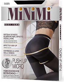 Колготки MiNiMi Push Up Micro 70