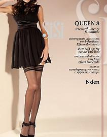 Тонкие чулки SiSi Queen 8