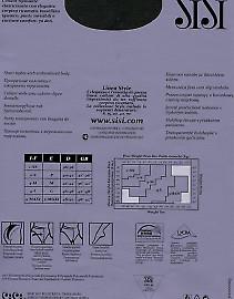 Плотные колготки SiSi Style 70