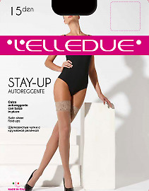 L`Elledue Stay-Up 15 Autoreggente